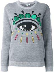 свитер 'Eye'  Kenzo