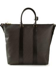 монограммная сумка-тоут Saint Laurent