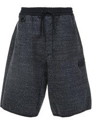 шорты с поясом на завязках Y-3