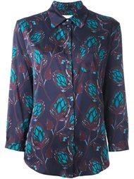 рубашка с цветочным принтом   L'Autre Chose