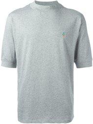 футболка с вышивкой Paul Smith