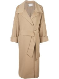 belted coat Mame