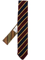 striped neck tie Lardini
