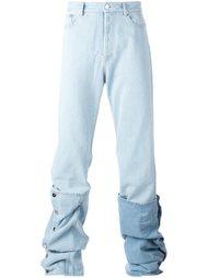 джинсы с пуговицами Y / Project