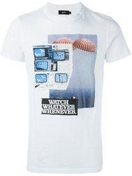 футболка 'Whatever' Blood Brother