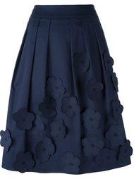 юбка с аппликацией 'Flower' Jimi Roos