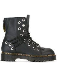 ботинки в стиле милитари  Dr. Martens