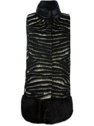 'Fantasia' sleeveless coat Herno