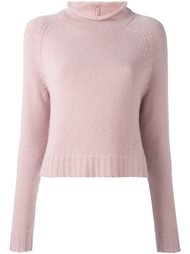 свитер с высоким воротником  Ralph Lauren
