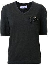 футболка с нагрудным карманом Muveil