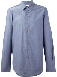 pointed collar shirt Paul Smith