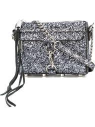 сумка с блестящей отделкой Rebecca Minkoff