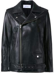 куртка 'Leather Rider'  Le Ciel Bleu
