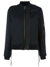 куртка-бомбер  Anthony Vaccarello