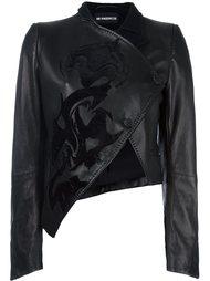 асимметричная куртка 'Luvas' Ann Demeulemeester