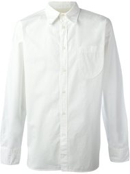 chest pocket shirt Universal Works