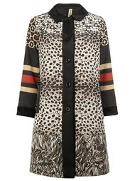 Herno x Pierre-Louis Mascia printed coat Herno