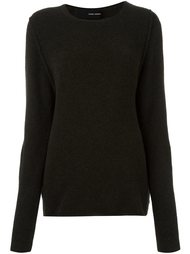 crew neck jumper Isabel Benenato