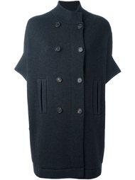 пальто с короткими рукавами Brunello Cucinelli