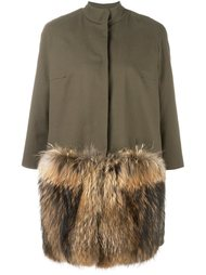пальто с рукавами три четверти Ava Adore
