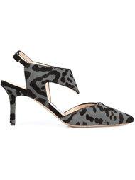 туфли с ремешком на пятке Nicholas Kirkwood