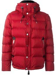 куртка-пуховик с капюшоном Burberry