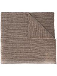 шарф в рубчик Rick Owens
