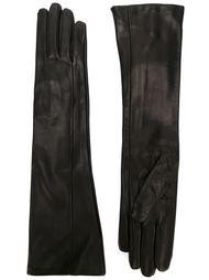 классические длинные перчатки Maison Margiela
