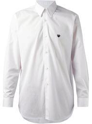 классическая рубашка Comme Des Garçons Play
