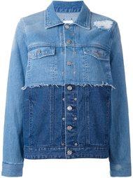 куртка 'blue is my name' Steve J & Yoni P