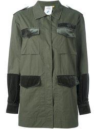 куртка с карманами Steve J & Yoni P