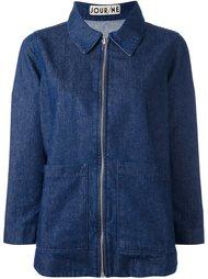 куртка на молнии с накладными карманами Jour/Né