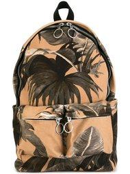 рюкзак с принтом пальм Off-White