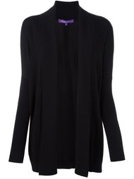 fine knit cardi-coat Ralph Lauren Purple