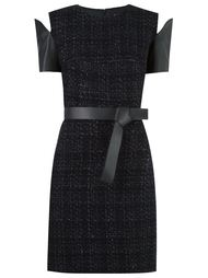 panelled tweed dress Gloria Coelho