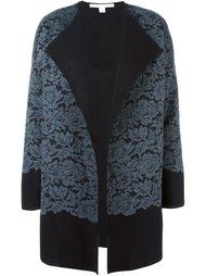 кружевное пальто  Diane Von Furstenberg