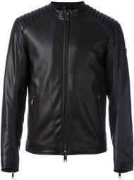 куртка из искусственной кожи Armani Jeans