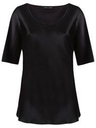 round neck blouse Gloria Coelho