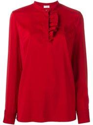 блузка с оборками Brunello Cucinelli