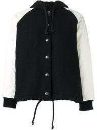 куртка на кнопках с капюшоном Comme Des Garçons Girl