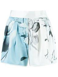 printed shorts Gloria Coelho