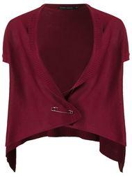 knit waistcoat Gloria Coelho