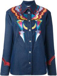 джинсовая рубашка  Tsumori Chisato