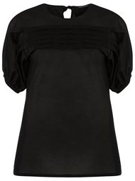 pleated blouse Reinaldo Lourenço