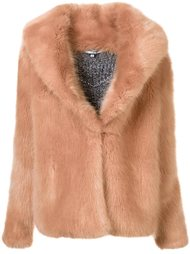 short fur jacket  Opening Ceremony