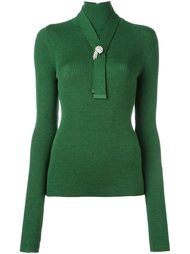 свитер-водолазка  Preen By Thornton Bregazzi