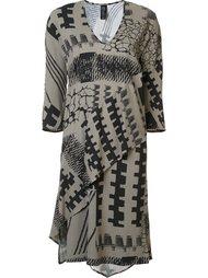 'Lulu Blanket' dress Zero + Maria Cornejo