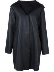 patchwork style coat Fabiana Filippi