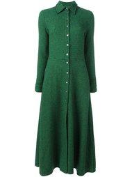 платье-рубашка в ломаную клетку Ultràchic