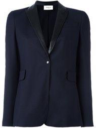 пиджак с контрастными лацканами Akris Punto